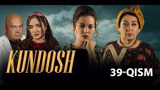 Kundosh (o'zbek serial) | Кундош (узбек сериал) 39-qism