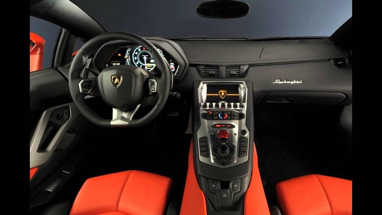 Image Gallery Lamborghini Inside