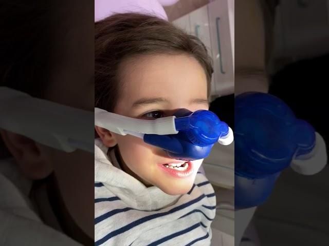 Es una aventura dental