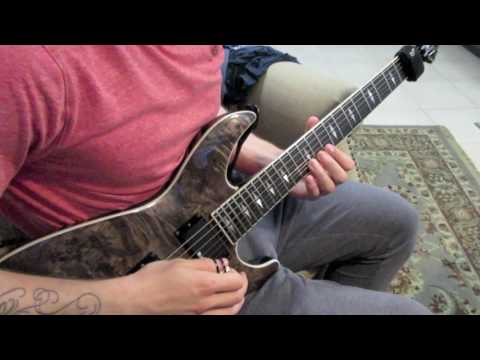 The Contortionist - Absolve (Guitar Solo...
