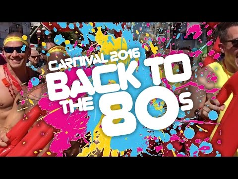 Provincetown Carnival 2016: Back to the 80's (OFFICIAL)
