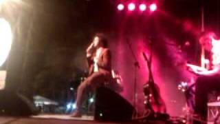 """Simone Cristicchi """"Grazie alla vita"""" (gabriella ferri) (LIVE), San Domenico, Sora 22 Agosto 2011"""