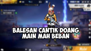 Download lagu SLOWMO BALESAN CANTIK DOANG MAIN MAH BEBAN:v