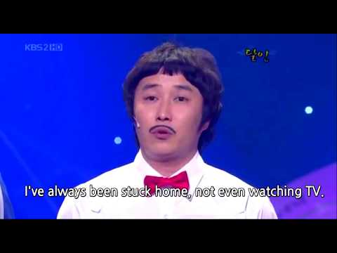 "[Korean Comedy show] The Master - Mr. ""TEMPTED"" (Whatever!!!!)"