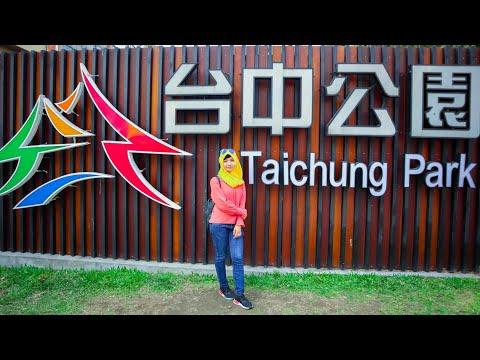 LIHAT2 KEINDAHAN TAMAN TAICHUNG DI TAIWAN