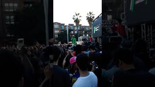 Скачать Stonethaconnect At Ty Dolla Show At All Star Weekend In LA