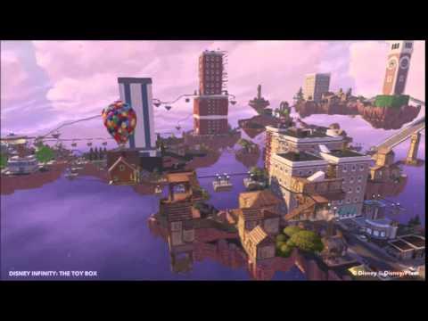 Disney Infinity Toy Box  Music1 (Day)