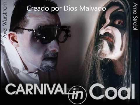 Carnival in Coal - Dressed like Pazuzu