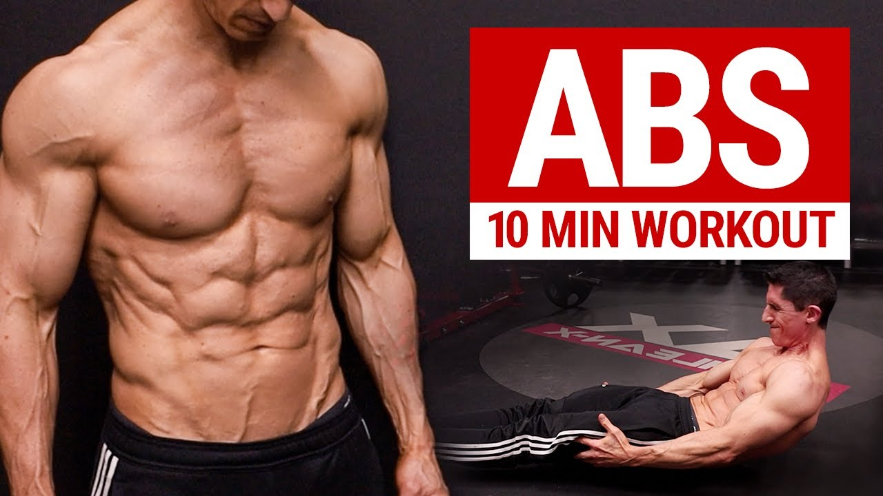 This 10 Minute Ab Workout will Make you FEEL your 6 Pack! (Follow Along)