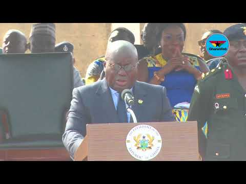 Marine Drive Project: Accra is seeing a new dawn – Akufo-Addo declares