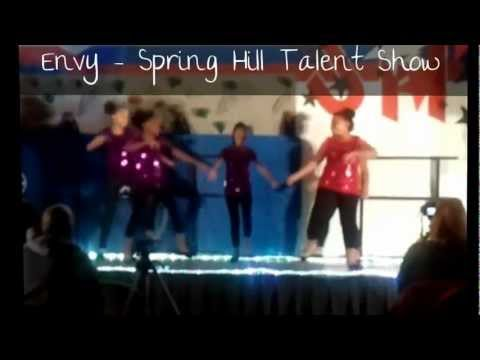 Envy & Friends at the Spring Hill Elementary School Talent Show