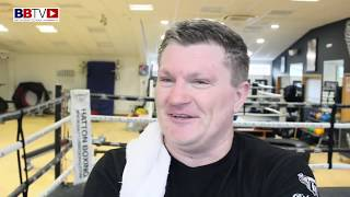 RICKY HATTON REACTION TO AJ LOSS, BACKS GORMAN OVER DUBOIS, CORNERING WITH TEAM FURY