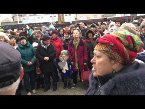 Флешмоб Мелитополь (полное видео)