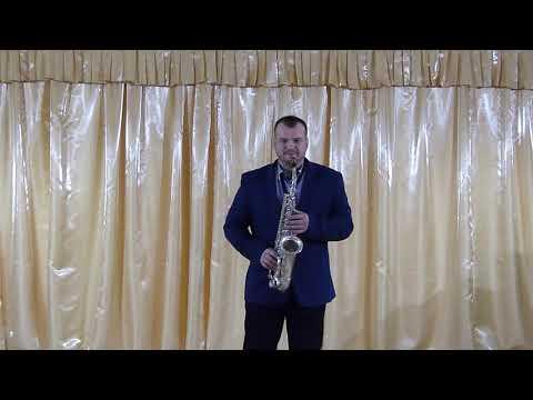 "Игорь Макаренко ""Sugar"" (cover By Eric Marienthal)"