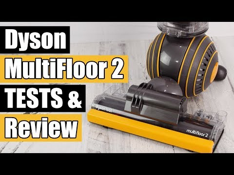 Dyson Multi Floor 2 REVIEW & TEST RESULTS