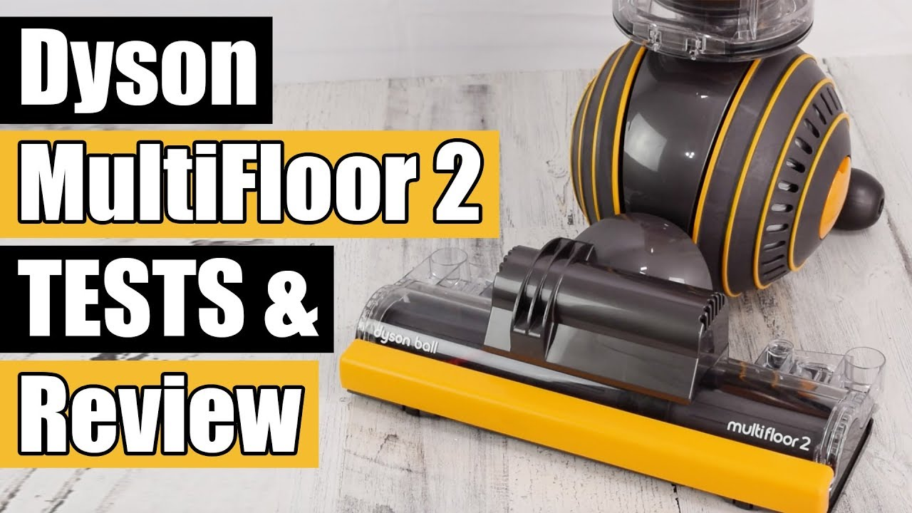 dyson multi floor 2 review test results youtube. Black Bedroom Furniture Sets. Home Design Ideas