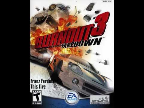 Burnout 3 Full Soundtrack