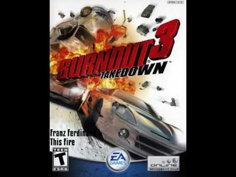 Burnout 3 Full Soundtrack