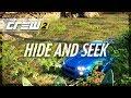 The Crew 2 - WE LOSE SLENDY in HIDE & SEEK! w/New Vehicles