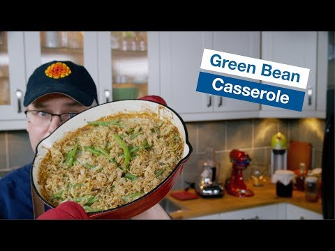 �� Green Bean Casserole From Scratch So Amazing!!!