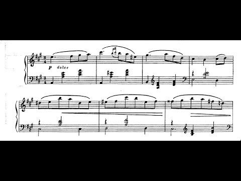 Alexander Griboyedov - 2 Waltzes