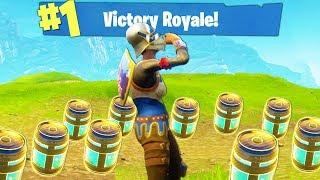 EPIC CHUG JUG VICTORY ROYALE |  Fortnite Best Stream Moments #44 (Battle Royale)