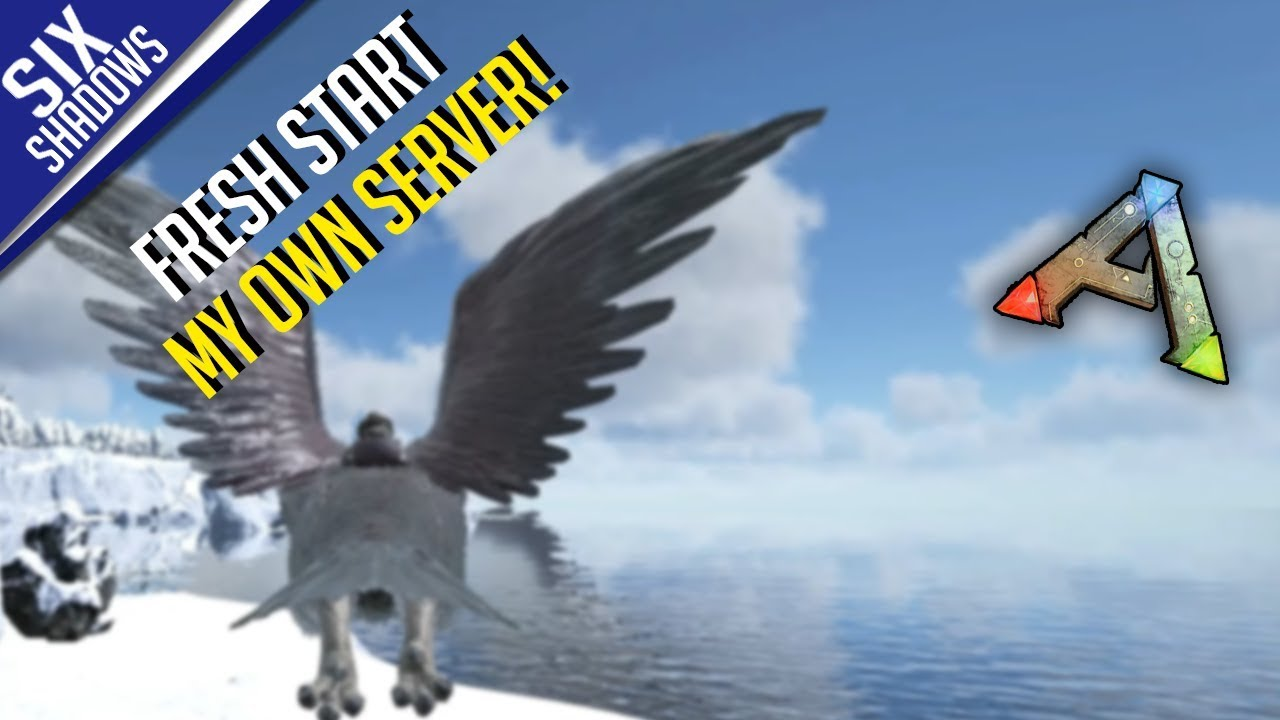 how to make own ark server
