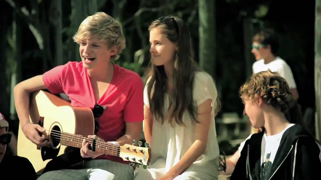 Summer shade cody simpson + lyrics on screen youtube.