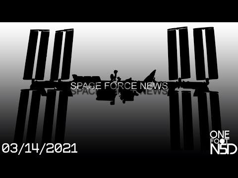 Space Force News #28 NASA's Moxie - Russia/China Moonbase - Warp Drive Breakthrough