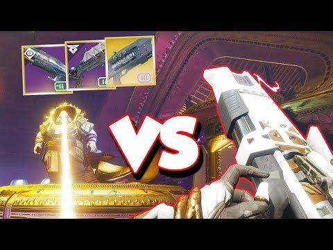 Triple Shotguns VS Leviathan Raid... [Destiny 2 Forsaken] thumbnail