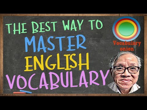 Fluent English - Improve Your English Vocabulary