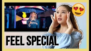 TWICE 'Feel Special' MV REACTION | Lexie Marie