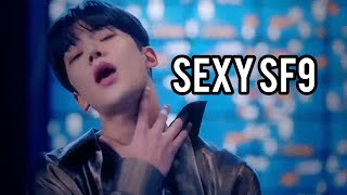 SEXIEST KPOP BOY GROUP SF9