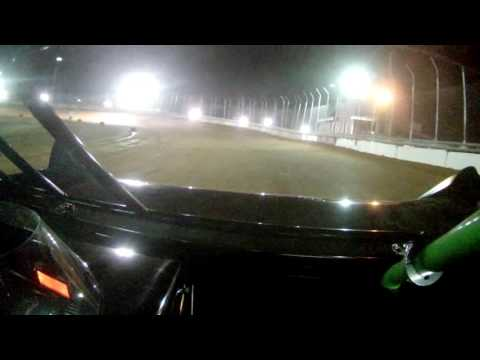 Hitman Racing IN CAR video at Screven GA