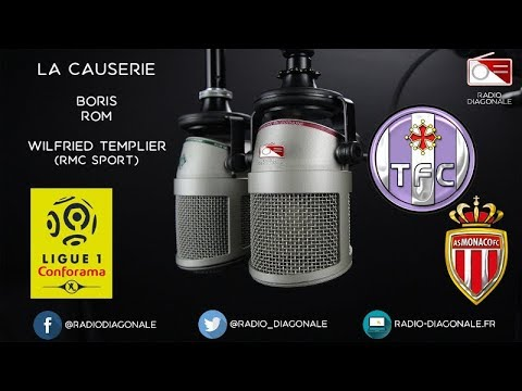 La Causerie - Ligue 1 - J26 Toulouse/Monaco