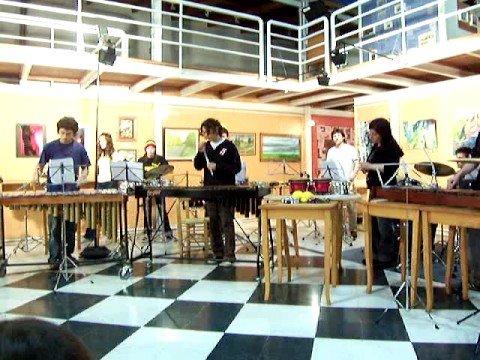 Sabre Dance - Ensamble de Percusion del Conservatorio Ts As from YouTube · Duration:  2 minutes 30 seconds