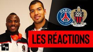 Paris 1-1 Nice : les réactions