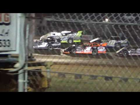 Ark La Tex Speedway The pelican 50 Latemodel A feature part 6 3/7/17