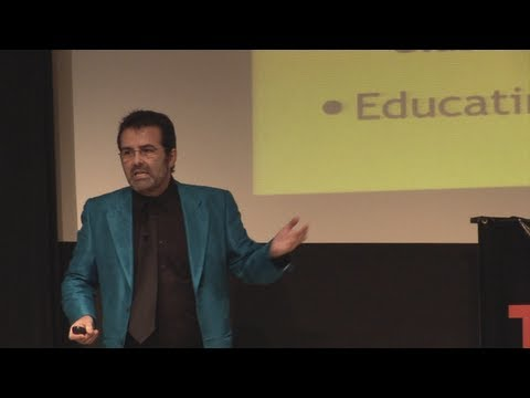 Xavier Sala-i-Martin - TEDxColumbiaEngineering - 11/29/11