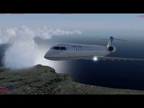 Los Angeles to Palm Springs CRJ and MCE