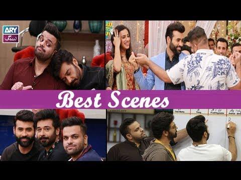 Best Scenes of Aadi    Faizan    Salam Zindagi   