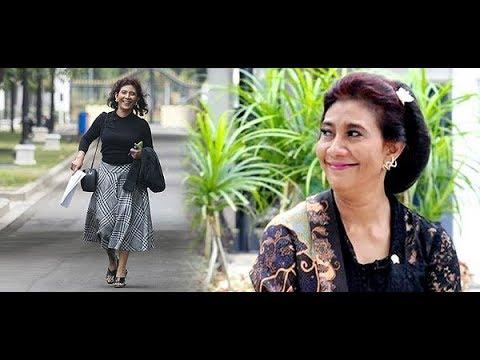Diakui Dunia, Menteri Susi Pudjiastuti Masuk Daftar 100 Wanita Paling Berpengaruh