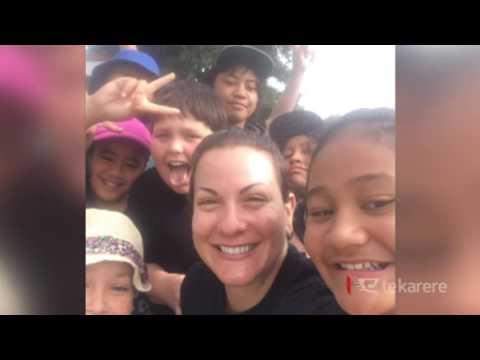 American Fulbright scholars inspired by Māori-medium education