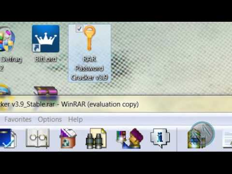 how to get winrar password without survey