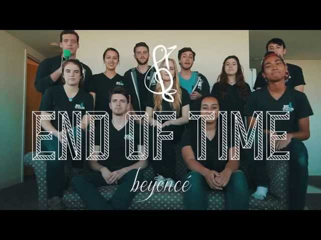 End of Time - Beyoncé (BU Treblemakers A Cappella)