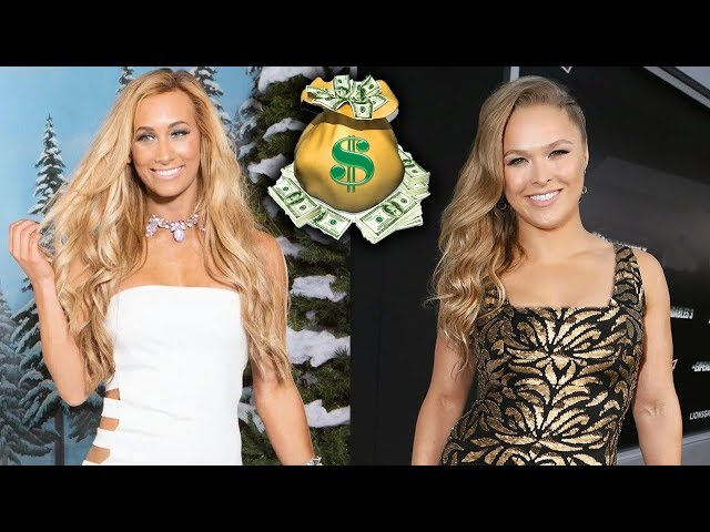 10 WWE Women Richer Than You Thought - Ronda Rousey, Carmella & more