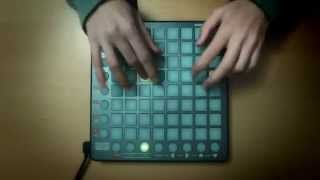 KSHMR DallasK Burn Launchpad Cover