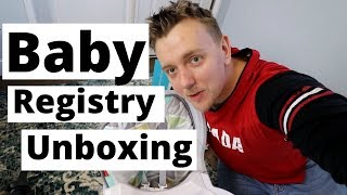 Gifts From My Subscribers | Baby Registry Unboxing