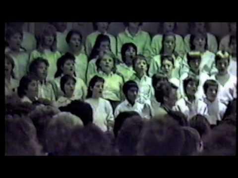 Do Re Mi, Powell Valley Middle School 5th Grade Choir