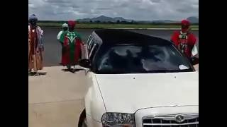 Arrival of Emir of Kano in Sokoto state